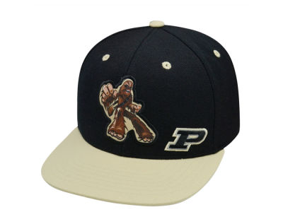 Purdue Boilermakers Top of the World NCAA Chewy Snapback Cap