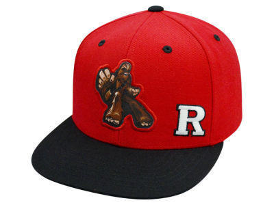 Rutgers Scarlet Knights Top of the World NCAA Chewy Snapback Cap