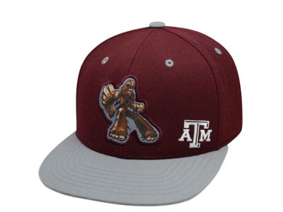 Texas A&M Aggies Top of the World NCAA Chewy Snapback Cap