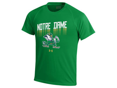 Notre Dame Fighting Irish Under Armour NCAA Youth Tech T-Shirt