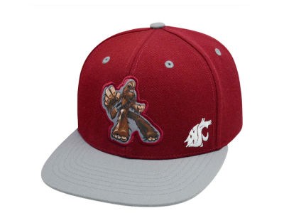 Washington State Cougars Top of the World NCAA Chewy Snapback Cap