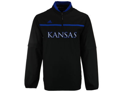 Kansas Jayhawks adidas NCAA Men's Sideline Hot Jacket