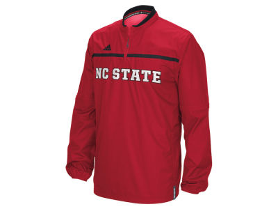North Carolina State Wolfpack adidas NCAA Sideline Hot Jacket