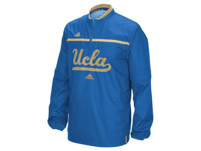 UCLA Bruins adidas NCAA Men's Sideline Hot Jacket