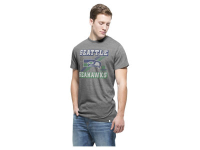Seattle Seahawks '47 NFL Men's Retro Tri-State Triblend T-Shirt