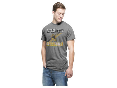 Pittsburgh Steelers '47 NFL Men's Retro Tri-State Triblend T-Shirt