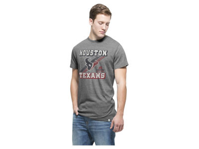 Houston Texans '47 NFL Men's Retro Tri-State Triblend T-Shirt