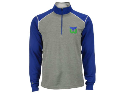 Hartford Whalers NHL Men's Breakdown 1/4 Zip Pullover