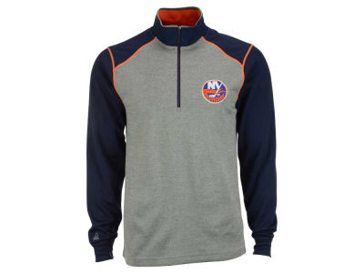 New York Islanders NHL Men's Breakdown 1/4 Zip Pullover