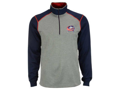 Columbus Blue Jackets NHL Men's Breakdown 1/4 Zip Pullover