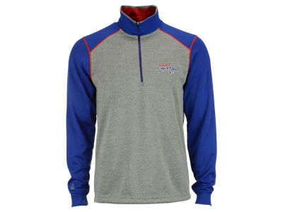 Washington Capitals NHL Men's Breakdown 1/4 Zip Pullover