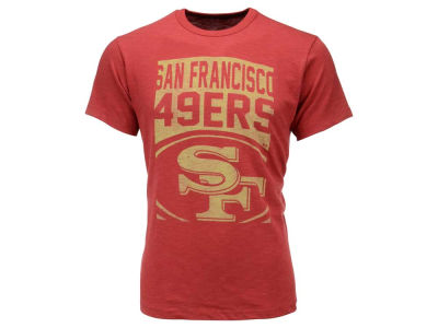 San Francisco 49ers '47 NFL Men's Billboard Scrum T-Shirt