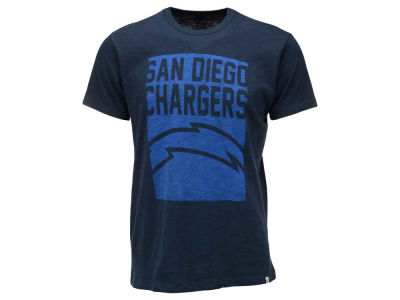 San Diego Chargers '47 NFL Men's Billboard Scrum T-Shirt