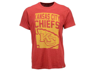 Kansas City Chiefs '47 NFL Men's Billboard Scrum T-Shirt