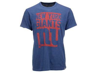 New York Giants '47 NFL Men's Billboard Scrum T-Shirt