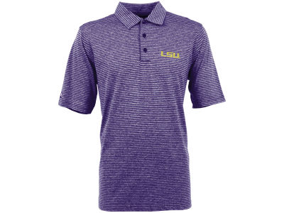LSU Tigers NCAA Men's Finish Polo Shirt