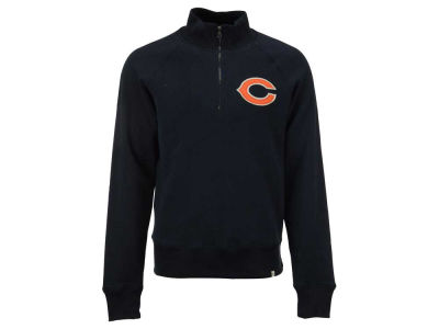 Chicago Bears '47 NFL Men's Cross Check 1/4 Zip Shirt
