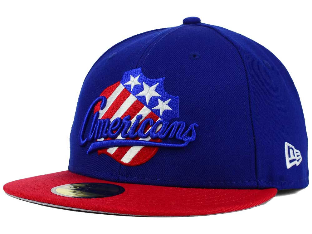 Rochester Americans New Era NHL Custom Collection 59FIFTY Cap  1fbf9580f737