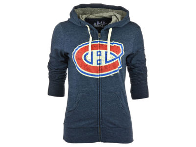 Montreal Canadiens NHL Women's All-Star Full Zip Hoodie