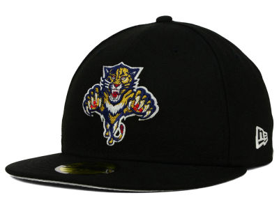 Florida Panthers New Era NHL Side Patch Collection 59FIFTY Cap