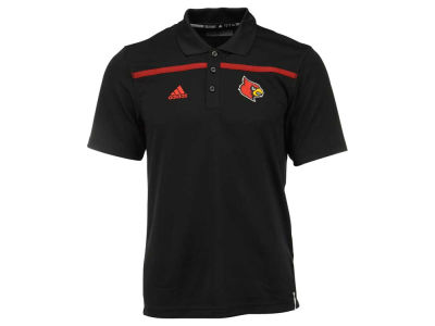 Louisville Cardinals adidas NCAA Men's Sideline Coaches Polo Shirt