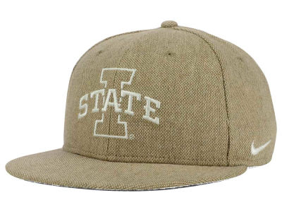 Iowa State Cyclones Nike NCAA True Tweed Snapback Cap