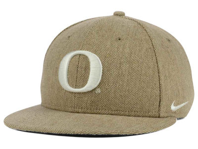 Oregon Ducks Nike NCAA True Tweed Snapback Cap
