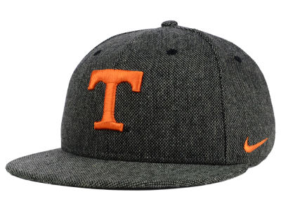 Tennessee Volunteers Nike NCAA True Tweed Snapback Cap
