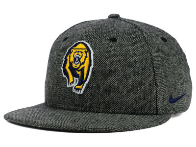 California Golden Bears Nike NCAA True Tweed Snapback Cap