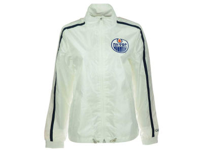 Edmonton Oilers NHL Women's Fan For Life Full Zip Jacket