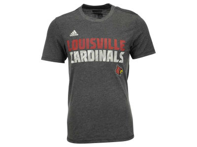 Louisville Cardinals adidas NCAA Men's Sideline Shock Energy Long Sleeve Aeroknit Shirt