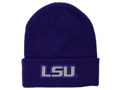 LSU Tigers Nike NCAA Flash Beanie Knit