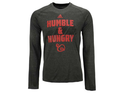 Louisville Cardinals adidas NCAA Men's Sideline Glory Long Sleeve Ultimate T-Shirt