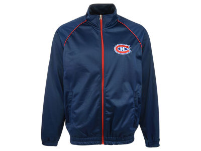 Montreal Canadiens NHL Men's Rubber Game Track Jacket