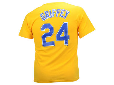 Seattle Mariners Ken Griffey Jr. Majestic MLB Men's Cooperstown Player T-Shirt