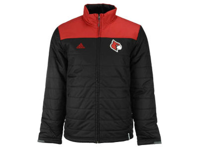 Louisville Cardinals adidas NCAA Mens Sideline Transition Jacket