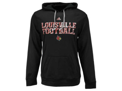 Louisville Cardinals adidas NCAA Men's Shockworthy Pullover Hoodie