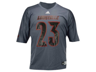 Louisville Cardinals adidas NCAA Men's Replica Football 3XL-4XL Jersey