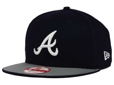 Atlanta Braves New Era MLB Team Reflect 9FIFTY Snapback Cap