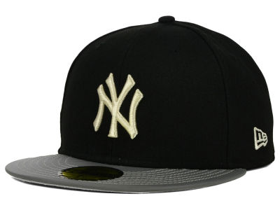 New York Yankees New Era MLB Reflectallic 59FIFTY Cap