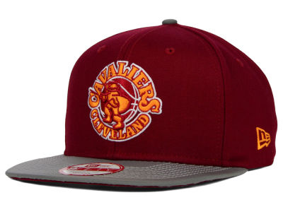 Cleveland Cavaliers New Era NBA HWC Team Reflect 9FIFTY Snapback Cap