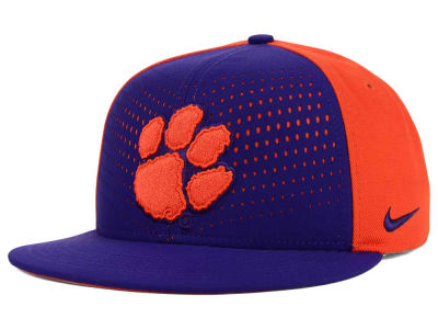Clemson Tigers Nike NCAA True Seasonal Snapback Cap