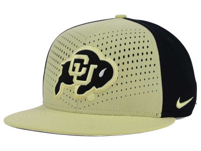Colorado Buffaloes Nike NCAA True Seasonal Snapback Cap