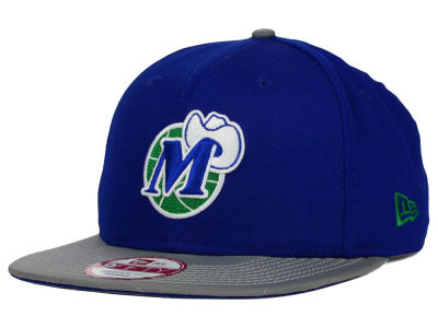 Dallas Mavericks New Era NBA HWC Team Reflect 9FIFTY Snapback Cap