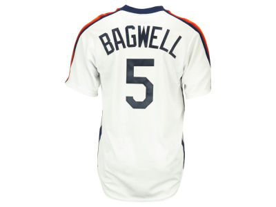 Houston Astros Jeff Bagwell Majestic MLB Men's Cooperstown Player Replica CB Jersey