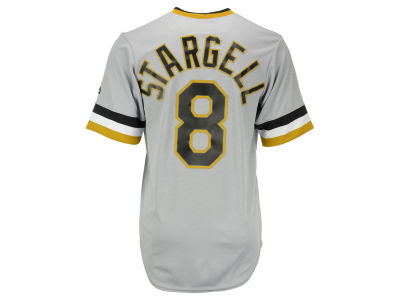 Pittsburgh Pirates Willie Stargell Majestic MLB Men's Cooperstown Player Replica CB Jersey