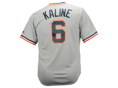 Detroit Tigers Al Kaline Majestic MLB Men's Cooperstown Player Replica CB Jersey