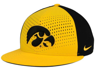 Iowa Hawkeyes Nike NCAA True Seasonal Snapback Cap