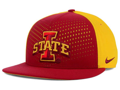 Iowa State Cyclones Nike NCAA True Seasonal Snapback Cap