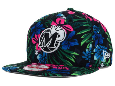 Dallas Mavericks New Era NBA HWC Pop Trop 9FIFTY Snapback Cap